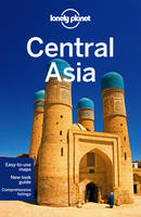 Lonely Planet Central Asia - Travel Guide (Paperback)