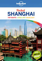 Lonely Planet Pocket Shanghai - Travel Guide (Paperback)