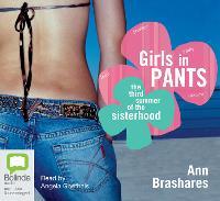 Girls in Pants: The Third Summer of the Sisterhood - Sisterhood 3 (CD-Audio)
