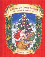 A Classic Christmas Treasury: Carols and Stories (Board book)