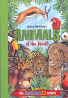 Garry Fleming's 3D Books: Animals of the World (Paperback)