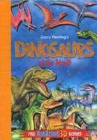 Garry Flemings 3D Books: Dinosaurs of the World (Paperback)