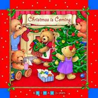 Christmas is Coming (Board book)