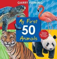First 50 Animals (Board book)