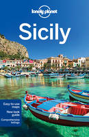 Lonely Planet Sicily - Travel Guide (Paperback)