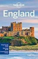 Lonely Planet England - Travel Guide (Paperback)