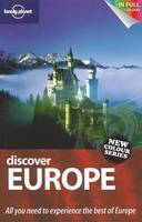 Discover Europe (AU and UK) - Lonely Planet Discover Guides (Paperback)