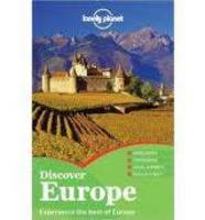 Discover Europe - Lonely Planet Country Guides (Paperback)