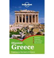 Lonely Planet Discover Greece - Travel Guide (Paperback)