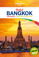 Lonely Planet Pocket Bangkok: Top Sights, Local Life, Made Easy - Travel Guide (Paperback)