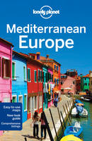 Lonely Planet Mediterranean Europe - Travel Guide (Paperback)