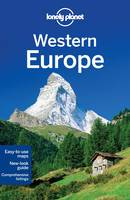 Lonely Planet Western Europe - Travel Guide (Paperback)