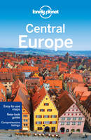 Lonely Planet Central Europe - Travel Guide (Paperback)