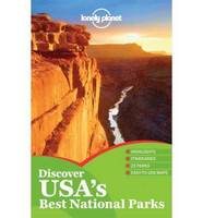 Lonely Planet Discover USA's Best National Parks - Travel Guide (Paperback)