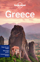 Lonely Planet Greece - Travel Guide (Paperback)