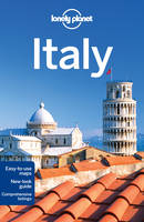 Lonely Planet Italy - Travel Guide (Paperback)