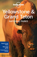 Lonely Planet Yellowstone & Grand Teton National Parks - Travel Guide (Paperback)