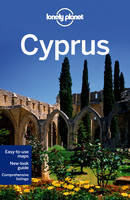 Lonely Planet Cyprus - Travel Guide (Paperback)
