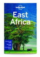 Lonely Planet East Africa - Travel Guide (Paperback)