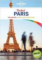 Lonely Planet Pocket Paris - Travel Guide (Paperback)