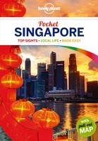 Lonely Planet Pocket Singapore - Travel Guide (Paperback)