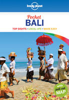 Lonely Planet Pocket Bali - Travel Guide (Paperback)