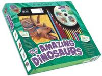 Garry Fleming's How to Draw Amazing Dinosaurs (Board book)