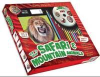 Garry Fleming's How to Draw Safari & Mountain Animals (Board book)