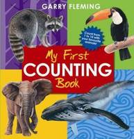 Gary Fleming's My First Animals Counting Book (Hardback)