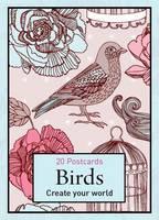 Birds: Create Your World Postcard