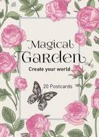 Magical Garden: Create Your World Postcard