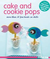 Cake & Cookie Pops (Paperback)