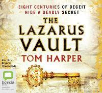 The Lazarus Vault (CD-Audio)