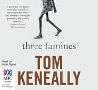 Three Famines (CD-Audio)