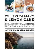 Wild Rosemary and Lemon Cake