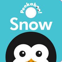 Peekaboo! Snow (Board book)