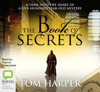 The Book of Secrets (CD-Audio)