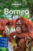Lonely Planet Borneo - Travel Guide (Paperback)