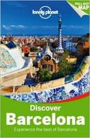 Lonely Planet Discover Barcelona - Travel Guide (Paperback)