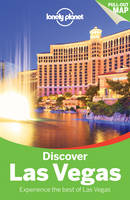 Lonely Planet Discover Las Vegas - Travel Guide (Paperback)
