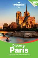 Lonely Planet Discover Paris - Travel Guide (Paperback)