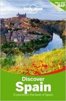 Lonely Planet Discover Spain - Travel Guide (Paperback)
