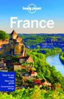 Lonely Planet France - Travel Guide (Paperback)