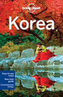 Lonely Planet Korea - Travel Guide (Paperback)