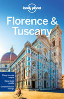 Lonely Planet Florence & Tuscany - Travel Guide (Paperback)