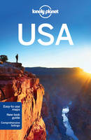Lonely Planet USA - Travel Guide (Paperback)