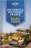 Lonely Planet Provence & Southeast France Road Trips - Travel Guide (Paperback)