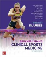 BRUKNER & KHAN'S CLINICAL SPORTS MEDICINE: INJURIES, VOL. 1 (Hardback)