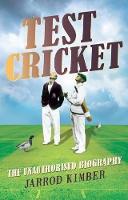 Test Cricket (Paperback)