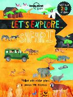 Let's Explore... Safari - Lonely Planet Kids (Paperback)